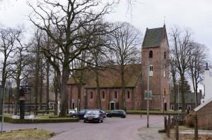 De St Margarethakerk van Norg