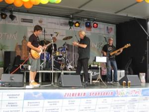 Rock concert in Gennep