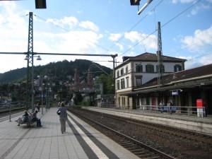 Station Eberbach