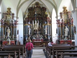 """De """"vluchtkerk"""" in Zwillbrock"""