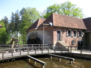 Watermolen in de Dinkel