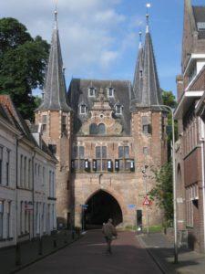 Stadspoort van Kampen